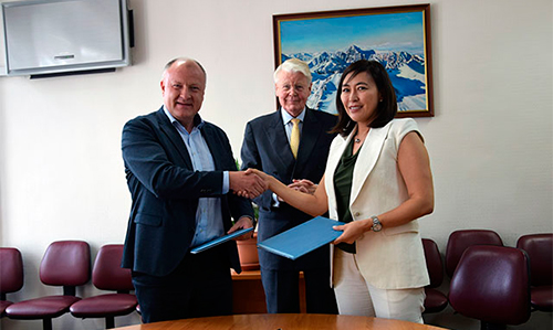 CAEPCO JSC and Arctic Green Energy agreed to go into business